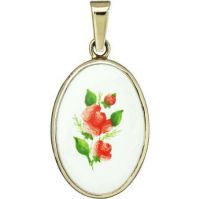 View details - Red Rose Medal