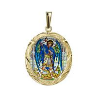 Archangel Michael Medal Patron Saint of Police Officers