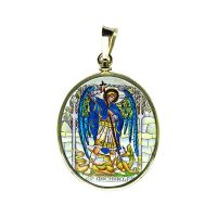 Archangels Medallion side B Michael