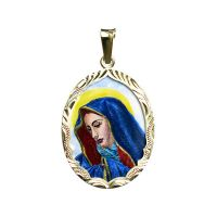 Mother of Sorrows Medallion