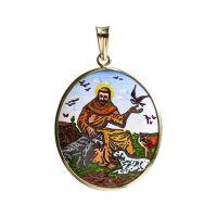 Sanctus Franciscus Medal
