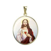 Sacred Heart of Jesus the Biggest Medal