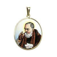 Padre Pio Medallion
