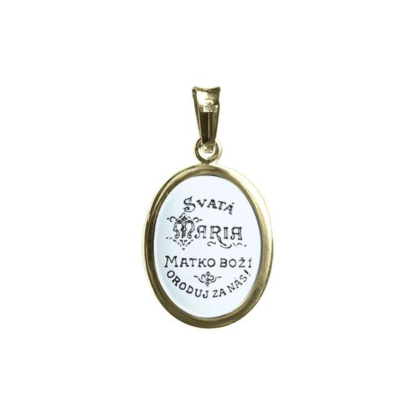 Our Lady of Carmel Medal