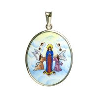 Assumption of Mary into Heaven Medal