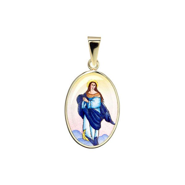 The Immaculate Conception Medal