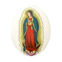 Semiproduct 233 Blessed Virgin of Guadalupe