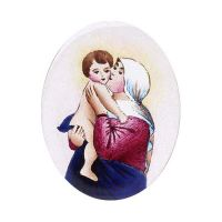 Semiproduct 260 Madonna and Child