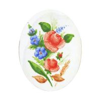 Semiproduct 280 Floral Motif