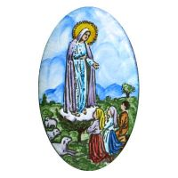Semiproduct 576 Our Lady of the Holy Rosary of Fátima