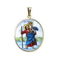 St. Christopher the Biggest Medal
