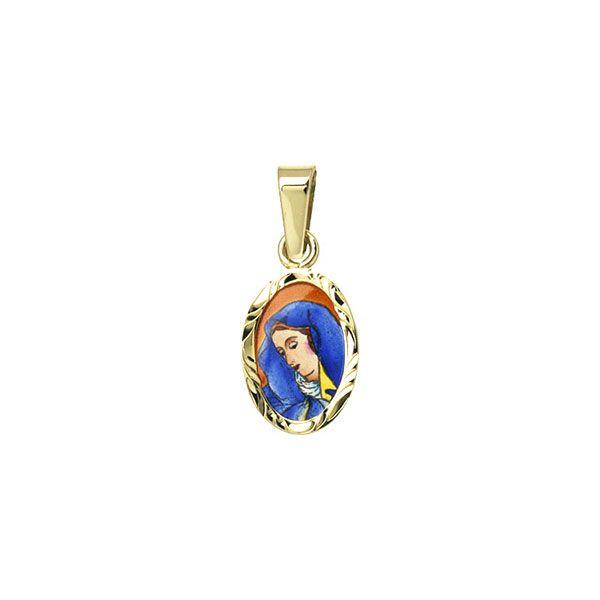 Mater Dolorosa medal