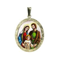 Holy Family the Biggest Medallion