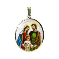 Holy Family the Biggest Medal