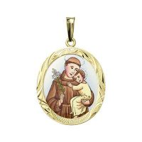 Saint Anthony the Biggest Medallion