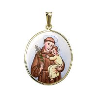 St Anthony of Padua the Biggest Medal
