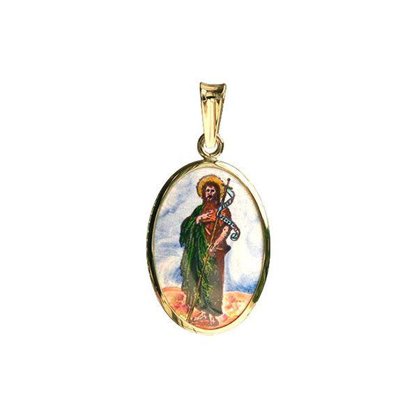 408H St. John the Baptist Medal