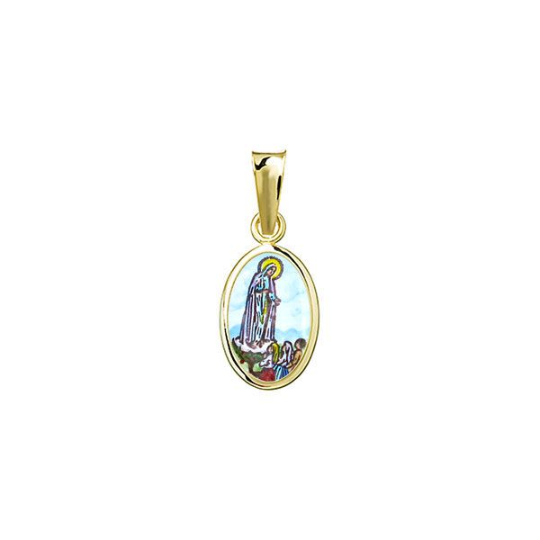 076H Fatima pendant