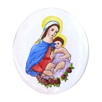 Semiproduct 358 Virgin and Child