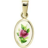 Purple Rose Miniature Medal